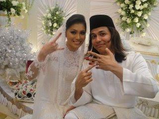 gambar kahwin Nana era