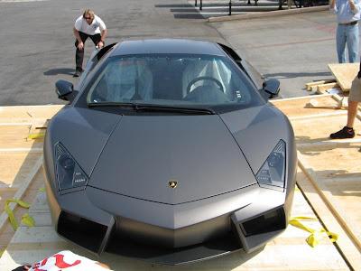 Lamborghini Reventon @ auto show
