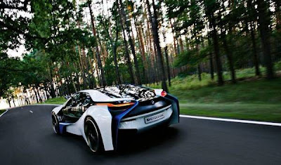 BMW Vision @ suto world show