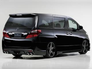Toyota Alpahrd 2009 (Wald Edition)