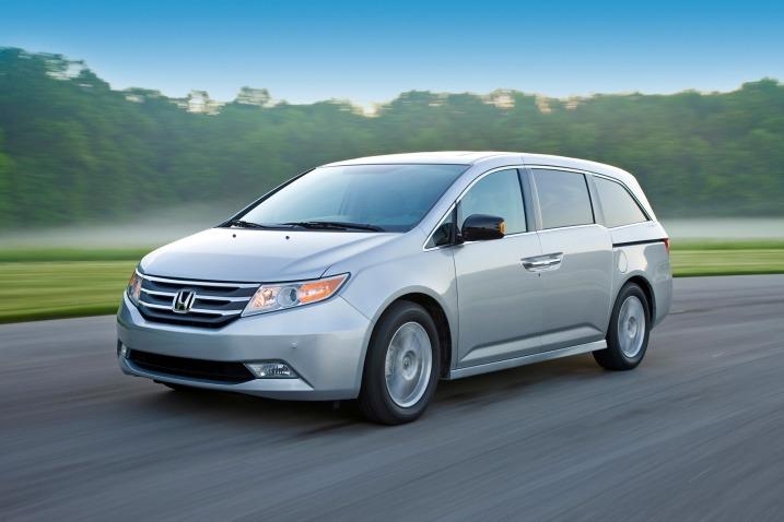 Honda Odyssey. Honda Odyssey 2011