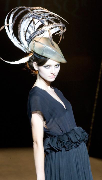 Stephen Jones Fashion Designer