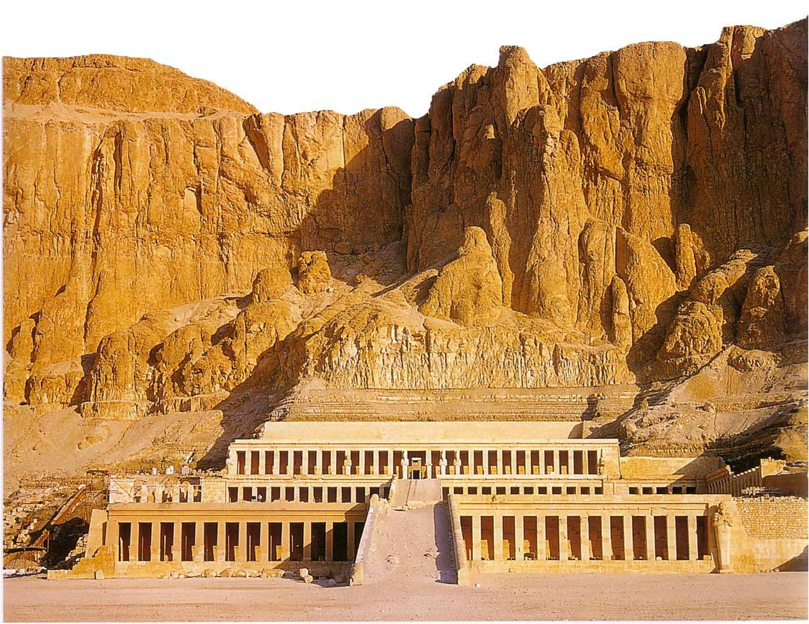 history egyptian architecture