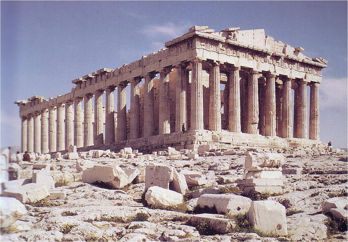 an introduction to the architecture of ancient greece Introduction to greek architecture 1 prof amal shah, faculty of design, cept university ancient greek architecture is best known from its temples.