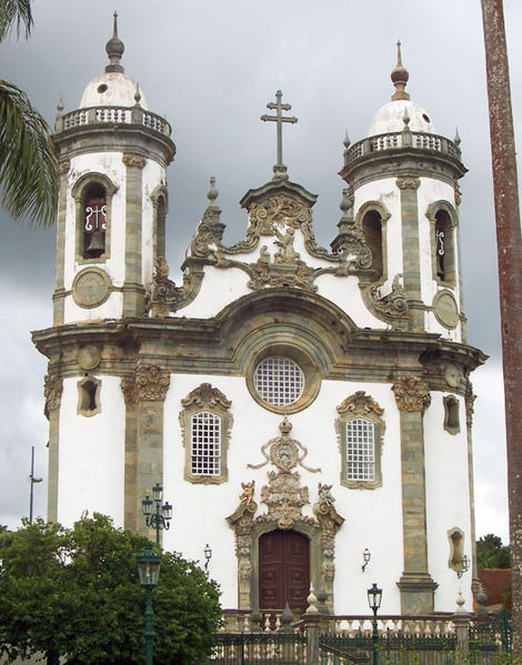 History baroque architecture for Baroque style church