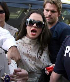 Anholdelse af Britney Spears