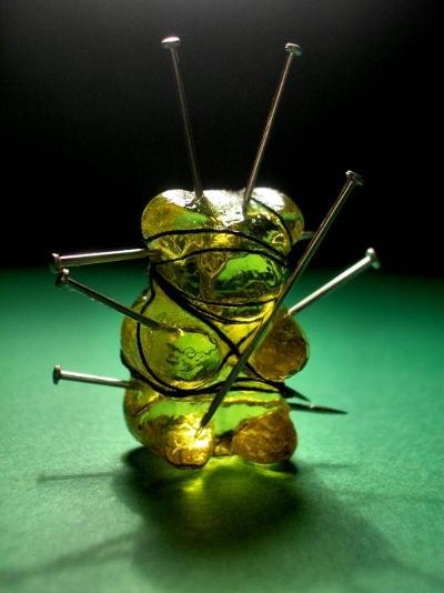 Voodoo dukke, vingummibamse