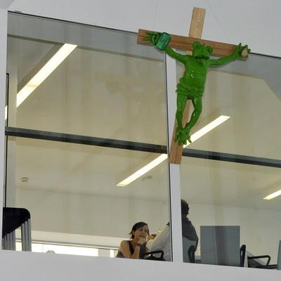 Korsfæstet frø