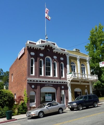 Confidence Hall, Placerville