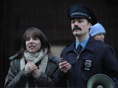 Politi og selvmordskandidatens kone
