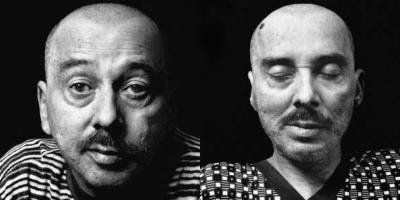 Michael Lauermann før og efter døden