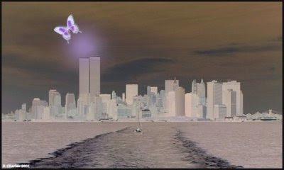 WTC Butterfly