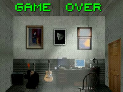 Billy Suicide, game over