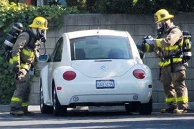 Bil fra selvmordspagt