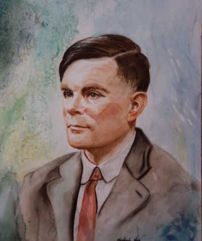 Alan Mathison Turing (1912-1954) - the Brilliant Mind
