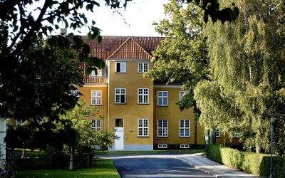 Bygning i Annebergparken