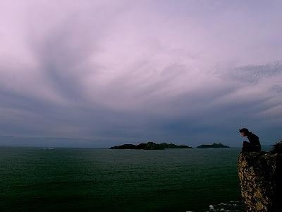 Tunge skyer