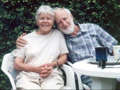 Flora og Dennis Milner