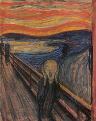 Skriget fra Edvard Munch