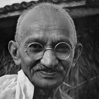 Mahatma Gandhi (1942)