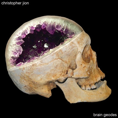 Christopher Jion - Brain Geodes - Dirgefunk Records