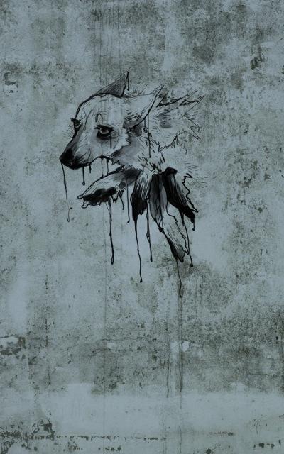 Trist hund -- Tumbleweeds by birdkisses