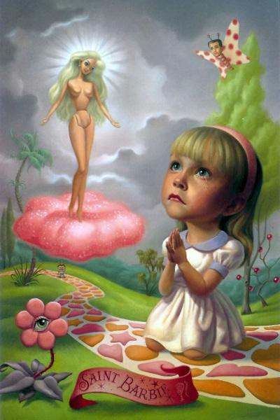 Mark Ryden: Saint Barbie Doll