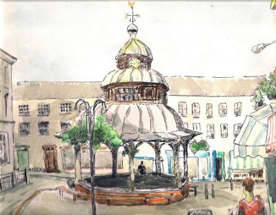 Jamie Cooper: North Walsham Clock