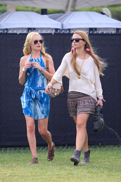 Kate Bosworth has been picked out as a festival best dressed contender,