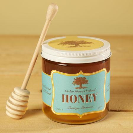 Amazoncom Kilner Honey Pot With Dipper 135 Fluid