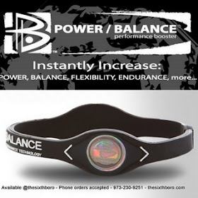Power Balance Products - Sold @thesixthboro