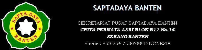 Berita Terbaru di Sapta Daya Banten