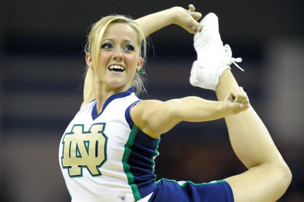 University Of Miami Convicts >> Cheer Heaven — Sun Bowl Cheerleader Preview -- Notre Dame v....