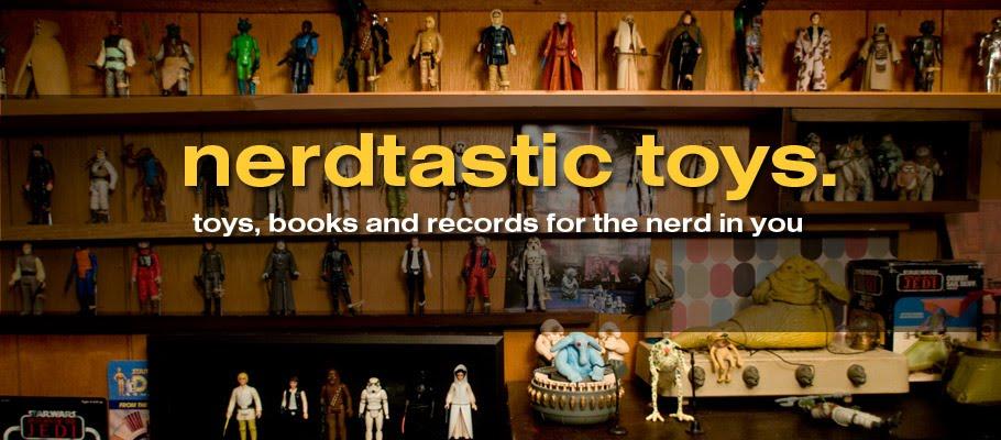 nerdtastic toys.