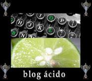 Premio Blog Ácido