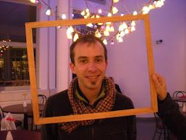 Lucas (de Lyon) est concepteur lumière