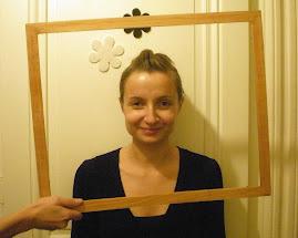 Cécile (de lyon) est styliste d'objets
