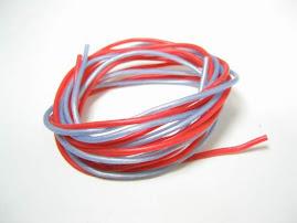Grégory utilise du fil électrique