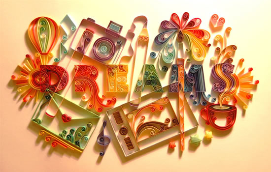 Quilling the art of turning paper strips into intricate for Quilling strips designs