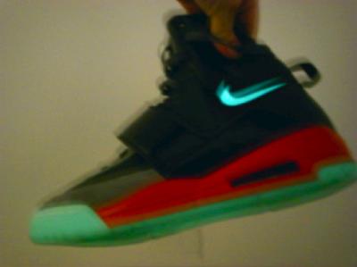 k2 Nike Air Yeezy