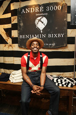 bixby411 Andre 3000's Benjamin Bixby clothing line available online