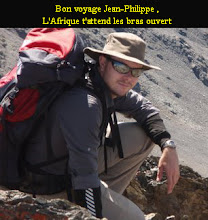 Notre coup de coeur:  l'Africatrotter Jean Philippe Gaillard