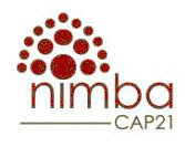 Club NIMBA Cap 21