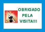 OBRIGADO PELA VISITA