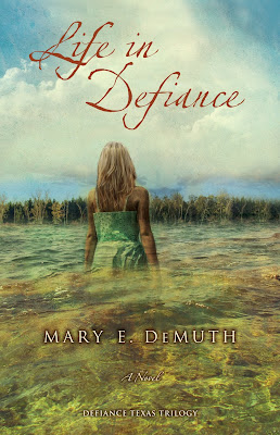 The last cover in the Defiance, TX trilogy