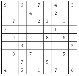 sandwalk i knew it there can be more than one solution to a sudoku