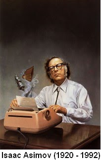 isaac asimov and entropy Review: foundation review: foundation september 7, 2016 at 4:00 pm daniel bastian isaac asimov's sci-fi classic ponders big ideas as hari seldon, mastermind founder of psychohistory, steers civilization through the chaos of a creaking empire read more.