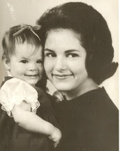 My Mom and I in 1962