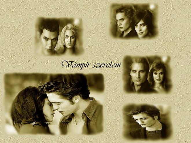 Vámpír szerelem
