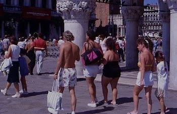 Mamma li turisti!
